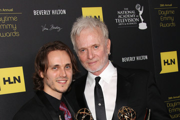 Anthony Geary 39th Annual Daytime Entertainment Emmy Awards - Press Room