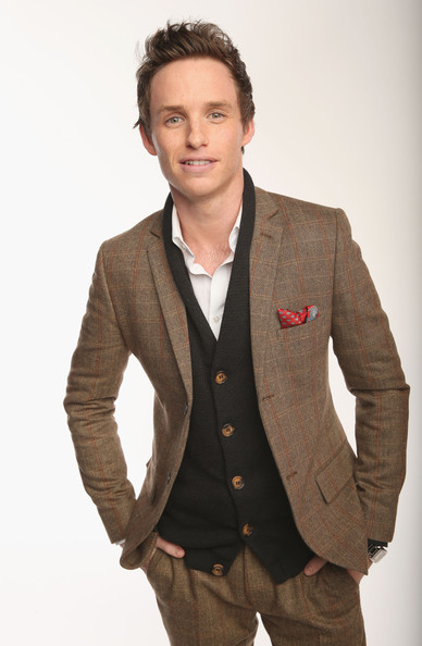 Actor Eddie Redmayne poses for a portrait during the 39th Annual People's Choice Awards at Nokia Theatre L.A. Live on January 9, 2013 in Los Angeles, California.