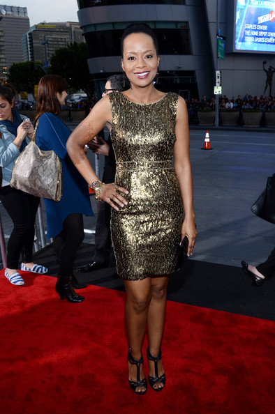 Actress Tempestt Bledsoe attends the 34th Annual People's Choice Awards at Nokia Theatre L.A. Live on January 9, 2013 in Los Angeles, California.