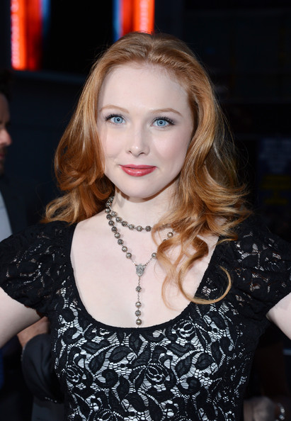 Molly C. Quinn attends the 34th Annual People's Choice Awards at Nokia Theatre L.A. Live on January 9, 2013 in Los Angeles, California.