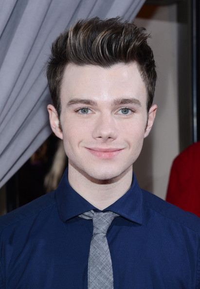 Actor Chris Colfer attends the 34th Annual People's Choice Awards at Nokia Theatre L.A. Live on January 9, 2013 in Los Angeles, California.
