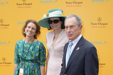 Michael Bloomberg Diana Taylor 3rd Annual Veuve Clicquot Polo Classic