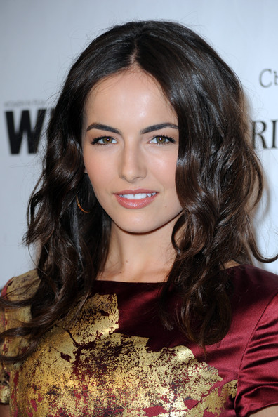 Camilla+Belle in 3rd Annual Women In Film Pre-Oscar Party - Arrivals