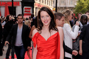 Michelle Ryan attends the World Premiere of 4,3,2,1 at the Empire Leicester Square on May 25, 2010 in London, England.