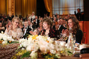 (L-R) Actress Meryl Streep, Honoree Shirley MacLaine and actress Julia Roberts attend the 40th AFI Life Achievement Award honoring Shirley MacLaine held at Sony Pictures Studios on June 7, 2012 in Culver City, California. The AFI Life Achievement Award tribute to Shirley MacLaine will premiere on TV Land on Saturday, June 24 at 9PM ET/PST.
