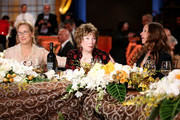 (L-R) Actress Meryl Streep, honoree Shirley MacLaine, and actress Julia Roberts attend the 40th AFI Life Achievement Award honoring Shirley MacLaine held at Sony Pictures Studios on June 7, 2012 in Culver City, California. The AFI Life Achievement Award tribute to Shirley MacLaine will premiere on TV Land on Saturday, June 24 at 9PM ET/PST.
