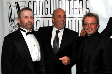 Billy Joel Paul Williams 41st Annual Songwriters Hall of Fame Ceremony - Cocktails