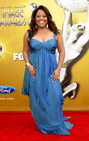 TV personality Sherri Shepherd arrives at the 41st NAACP Image awards held at The Shrine Auditorium on February 26, 2010 in Los Angeles, California.