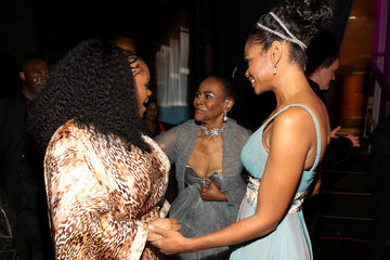 Cicely Tyson Jill Scott 41st NAACP Image Awards - Backstage And Audience