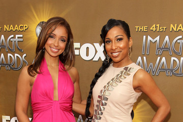 Mya Harrison 41st NAACP Image Awards - Red Carpet