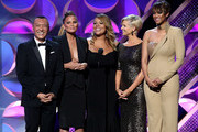 Tyra Banks and Chrissy Teigen Photos Photo