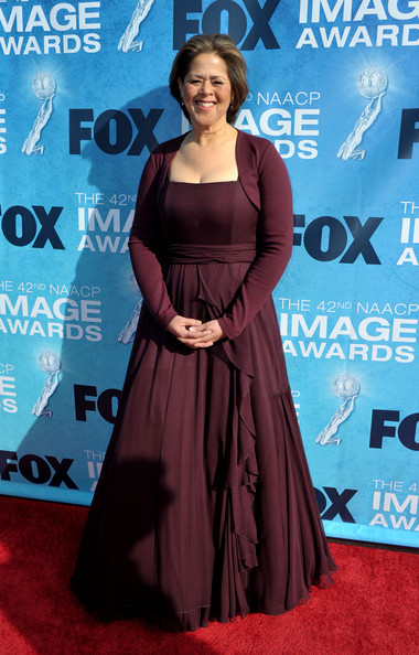 Actress Anna Deavere Smith arrives at the 42nd NAACP Image Awards held at The Shrine Auditorium on March 4, 2011 in Los Angeles, California.
