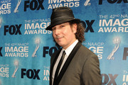 Contemporary Jazz instrumentalist Boney James arrives at the 42nd NAACP Image Awards held at The Shrine Auditorium on March 4, 2011 in Los Angeles, California.