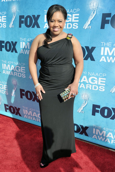 Actress Chandra Wilson arrives at the 42nd NAACP Image Awards held at The Shrine Auditorium on March 4, 2011 in Los Angeles, California.