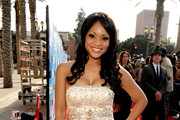 Actress Erica Hubbard arrives at the 42nd NAACP Image Awards held at The Shrine Auditorium on March 4, 2011 in Los Angeles, California.