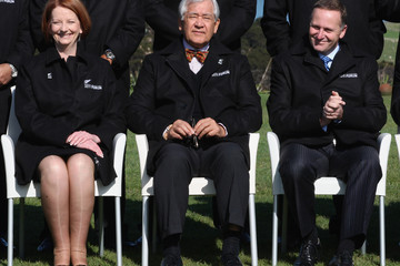 John Key Julia Gillard 42nd Pacific Islands Forum Takes Place In Auckland - Day 3