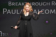 Honoree Paula Malcomson speaks onstage at the 43rd Annual Gracie Awards at the Beverly Wilshire Four Seasons Hotel on May 22, 2018 in Beverly Hills, California.