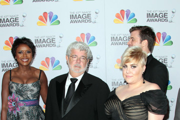 Katie Lucas 43rd NAACP Image Awards - Arrivals