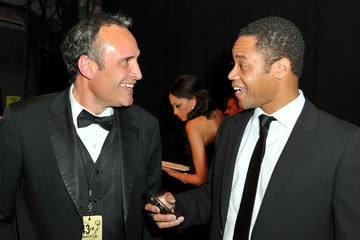 Vicangelo Bulluck 43rd NAACP Image Awards - Backstage And Audience