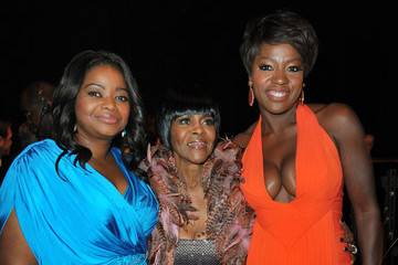 Cicely Tyson Viola Davis 43rd NAACP Image Awards - Backstage And Audience