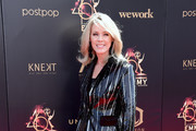 Deborah Norville attends the 46th annual Daytime Emmy Awards at Pasadena Civic Center on May 05, 2019 in Pasadena, California.