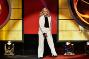 Amy Poehler walks onstage at the 46th annual Daytime Emmy Awards at Pasadena Civic Center on May 05, 2019 in Pasadena, California.