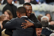 (L-R) Michael B. Jordan and Mahershala Ali attend the 47th AFI Life Achievement Award honoring Denzel Washington at Dolby Theatre on June 06, 2019 in Hollywood, California. (Photo by Amy Sussman/Getty Images for WarnerMedia) 610507