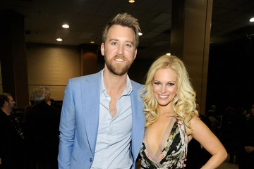 Cassie McConnell Kelley 47th Annual Academy Of Country Music Awards -  Backstage & Audience
