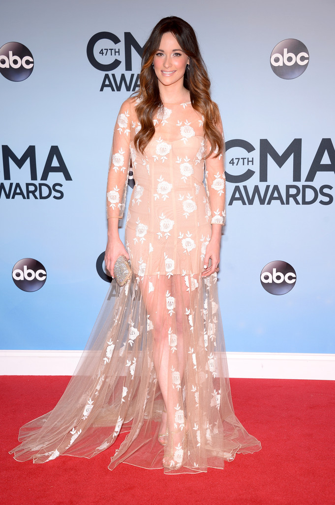 Arrivals at the CMA Awards