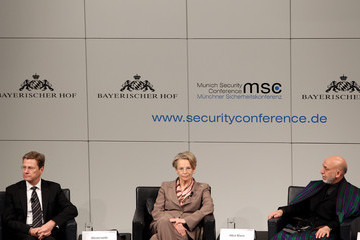 Michele Alliot-Marie The 47th Munich Security Conference