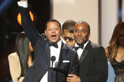 Terrence Howard and Lee Daniels Photos Photo