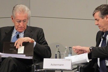 Josef Ackermann 48th Munich Security Conference