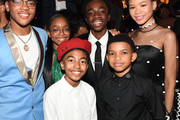 Miles Brown Caleb McLaughlin Photos Photo