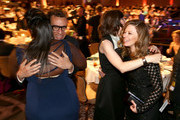 (L-R) Actors Danielle Brooks, Fred Armisen, Carrie Brownstein and Natasha Lyonne attend the 4th Annual Critics' Choice Television Awards at The Beverly Hilton Hotel on June 19, 2014 in Beverly Hills, California.