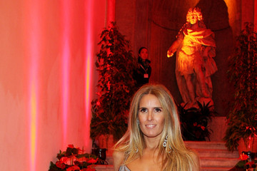 Tiziana Rocca The 4th International Rome Film Festival Opening Party