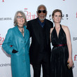 Cynthia Nixon and Morgan Freeman Photos
