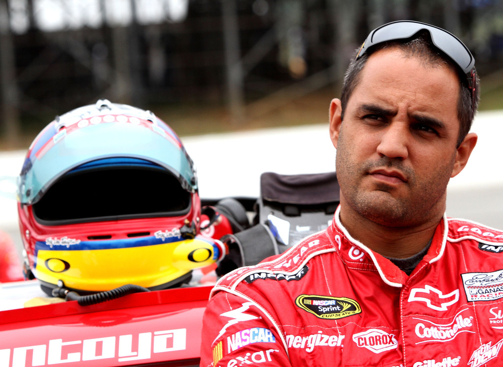 Juan Pablo Montoya Photos Photos - 5-hour Energy 500 - Zimbio