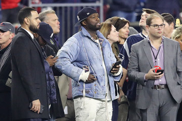50 Cent Green Bay Packers vs. New England Patriots