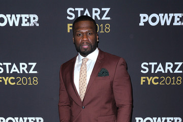 50 Cent For Your Consideration Event For Starz's 'Power' - Arrivals