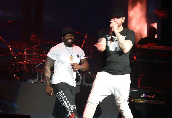 50 Cent And Eminem Photos Photos Zimbio