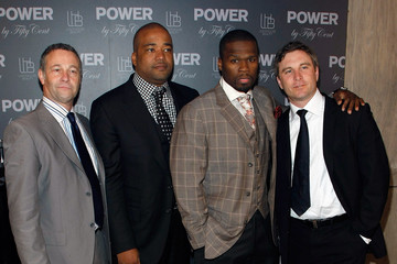 "Chris Lighty 50 Cent Introduces His First Fragrance ""Power By 50 Cent"""
