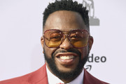 Raheem DeVaughn attends the 50th NAACP Image Awards at Dolby Theatre on March 30, 2019 in Hollywood, California.