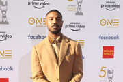 Michael B. Jordan attends the 50th NAACP Image Awards at Dolby Theatre on March 30, 2019 in Hollywood, California.
