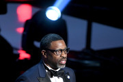 Sterling K. Brown speaks onstage at the 50th NAACP Image Awards at Dolby Theatre on March 30, 2019 in Hollywood, California.