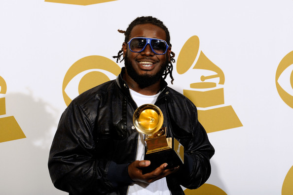 who is t pain dating His not dating noone he has a wife.