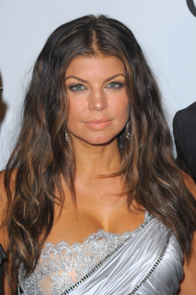 Singer Fergie arrives at the 52nd Annual GRAMMY Awards - Salute To Icons Honoring Doug Morris held at The Beverly Hilton Hotel on January 30, 2010 in Beverly Hills, California.
