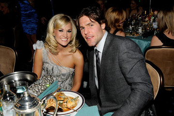 Mike Fisher Carrie Underwood 52nd Annual GRAMMY Awards Salute To Icons: Doug Morris - Roaming Inside