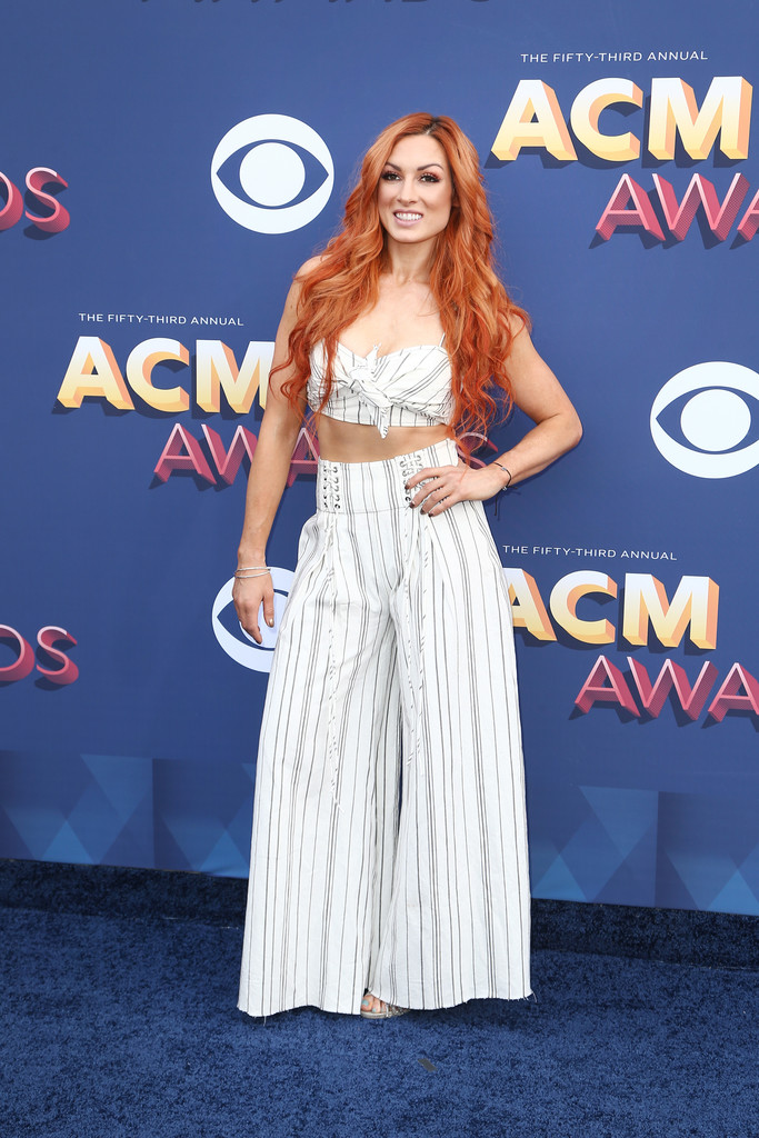 Image result for becky lynch zimbio 2019