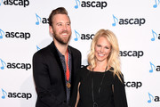 Singer-songwriter Charles Kelley of Lady Antebellum and Cassie McConnell attend the 53rd annual ASCAP Country Music awards at the Omni Hotel on November 2, 2015 in Nashville, Tennessee.