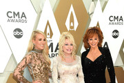 Carrie Underwood and Reba McEntire Photos Photo